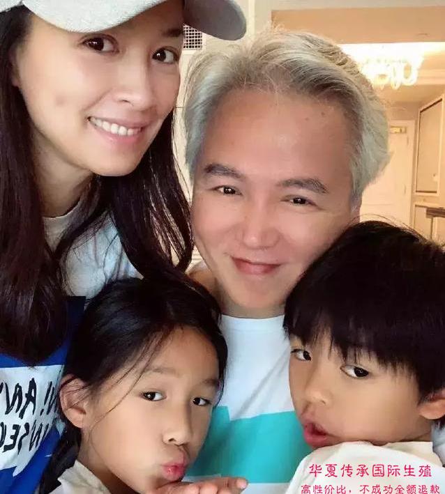 张庭自爆:为要孩子,3年打1000多针,做9次试管婴儿-华夏试管网